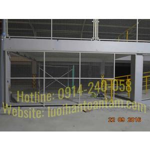 Hàng Rào Lưới Thép Giá Rẻ - Thi Công Hàng Rào Lưới Thép tại Quận Bình Tân