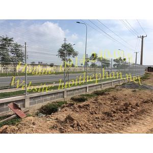 Hàng Rào Lưới Thép Giá Rẻ, Thi Công Hàng Rào Lưới Thép tại Quận Tân Bình