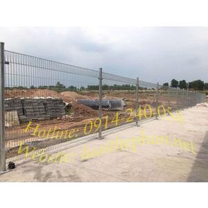 Hàng rào lưới thép bẻ hai đầu - TTRoll