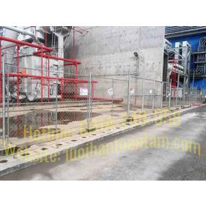 Hàng rào lưới thép ô xéo 45 độ - TTU45