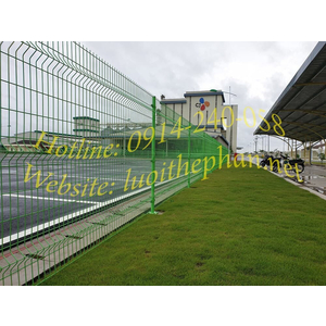 Hàng rào lưới thép hàn - TTArc