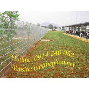 Hàng rào lưới thép dây ngang đôi - TTDura
