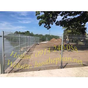 Thi Công Hàng Rào Lưới Thép Giá Rẻ Tại Quận 12