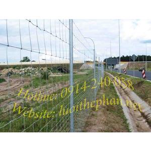 Lưới rào hợp kim Zinal HJ2000 (Có sẵn)