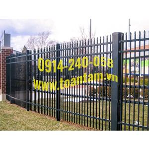 Thi Công Hàng Rào Lưới Thép Giá Rẻ HCM - Hàng Rào Lưới Thép Hộp
