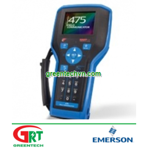 475HP1EKLUGMTS   Bộ giao tiếp chuẩn Hart 475   00475-3121- EN01   475FP1EKLUG MTS   Emerson Việt Nam