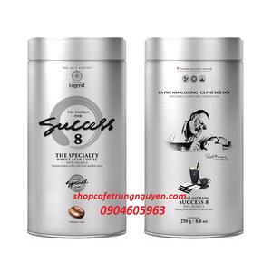 Cà phê hạt Cao cấp Trung Nguyên 8 340gram
