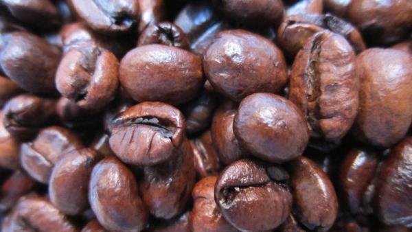 Hạt cà phê Cherry