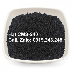 HẠT CMS-240 (CARBON MOLECULAR SIEVE)