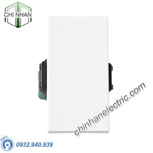Hạt công tắc đơn 1 chiều size L - WEVH5511 - HALUMIE/PANASONIC