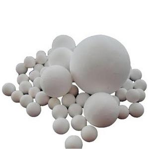 HẠT HÚT ẨM ACTIVATED ALUMINA, 4-6 mm