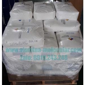HẠT HÚT ẨM BASF F200, SIZE 1/4'' (5-7 MM)