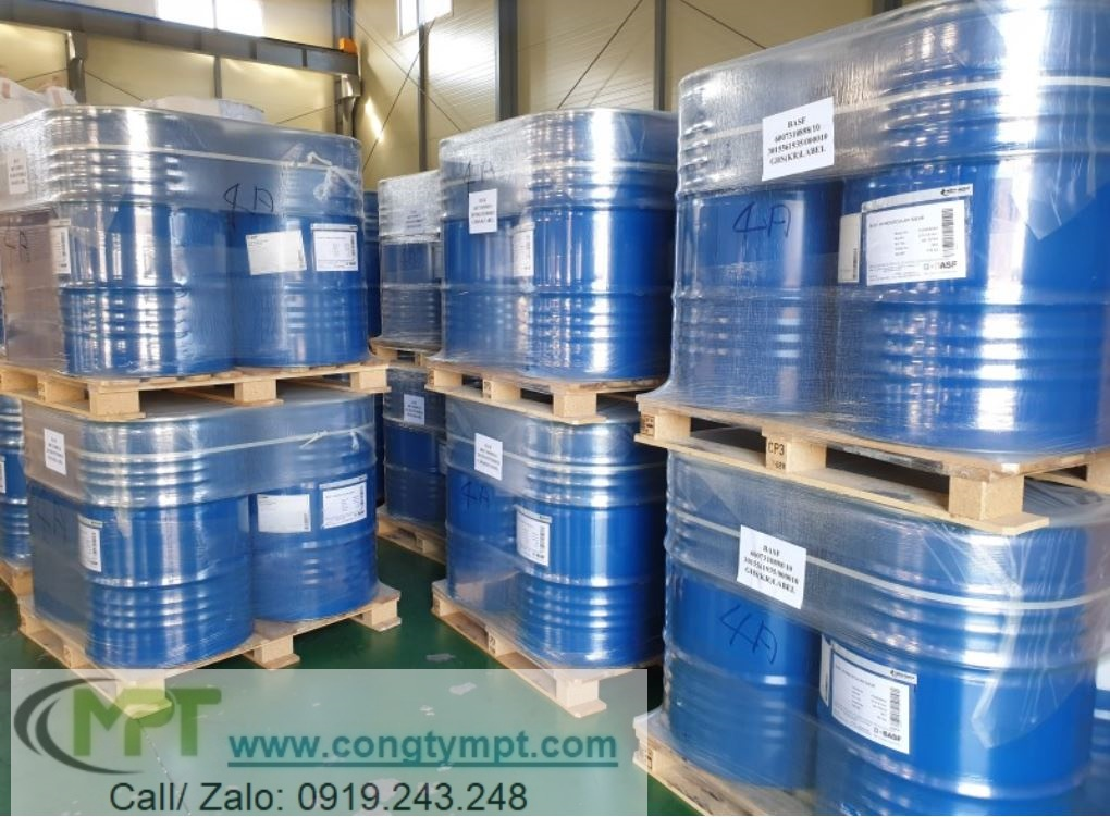 HẠT HÚT ẨM MOLECULAR SIEVE BASF 4A (2.5-5.0 mm)