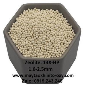 HẠT TẠO KHÍ OXY CÔNG NGHIỆP 13X-HP (1.6-2.5 mm)
