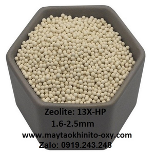 HẠT ZEOLITE 13X-HP (1.6-2.5mm)