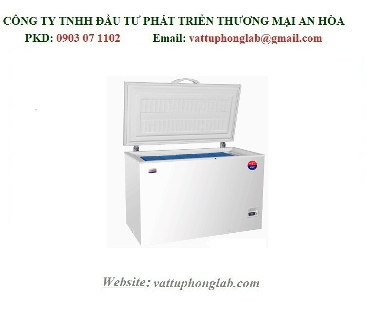 TỦ BẢO QUẢN VACCINE HAIER MODEL:HBC-200