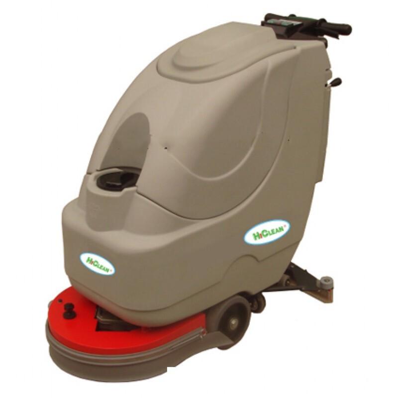 Máy chà sàn liên hợp dùng acquy (Battery) - HC 500B