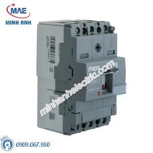 Thiết bị đóng cắt Hager (MCCB) - Model HCA160H