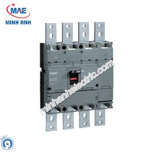 Thiết bị đóng cắt Hager (MCCB) - Model HCE971H
