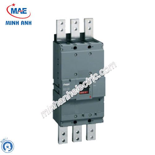 Thiết bị đóng cắt Hager (MCCB) - Model HCF990U
