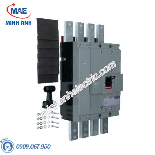 Thiết bị đóng cắt Hager (MCCB) - Model HCF991U