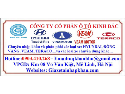 HD240 thùng bạt 2019 - Hyundai Đông Nam