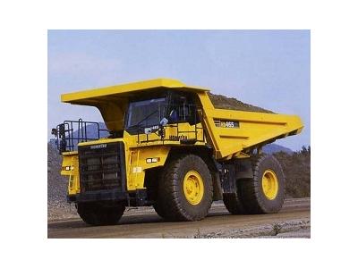 Xe tải tự đổ HD465-7R