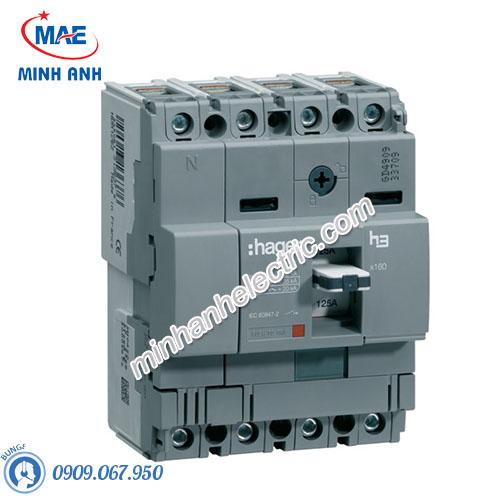 Thiết bị đóng cắt Hager (MCCB) - Model HNB101Z