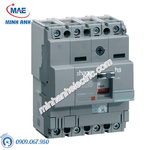 Thiết bị đóng cắt Hager (MCCB) - Model HNA081U
