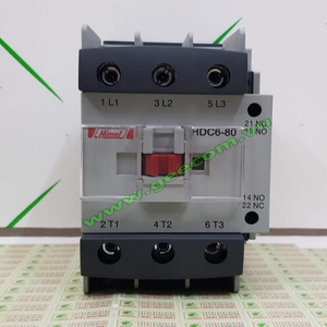 Contactor Himel 3 pha 80A