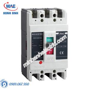 MCCB 4P 25A 50kA Type M - Model HDM1100M254