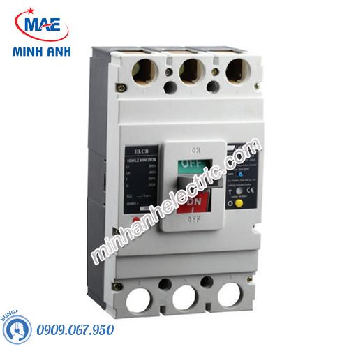 ELCB 3P 200A 300mA 50kA Type M - Model HDM1LE400M2003T