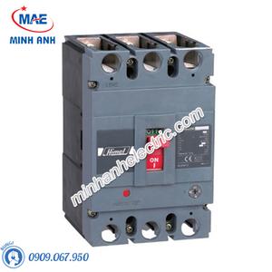 MCCB 3P 250A 50kA - Model HDM6S250M2503XXX3