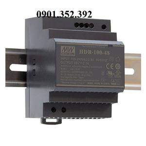 Nguồn Meanwell HDR-100-12, HDR-100-12N