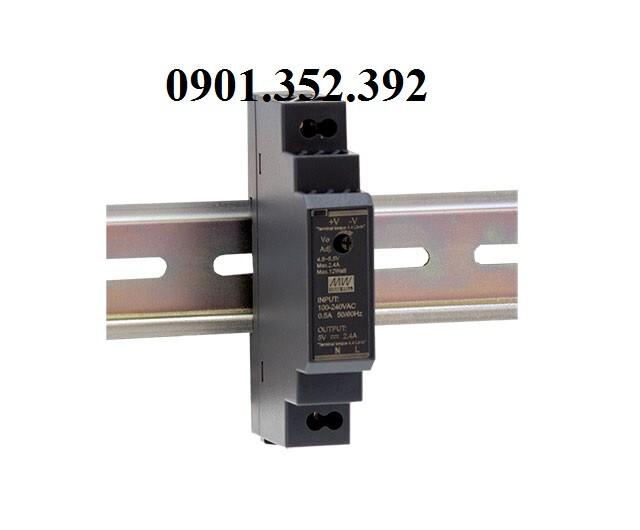 Nguồn Meanwell HDR-15-5