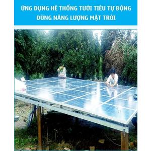 Hệ thống bơm nước bằng năng lượng mặt trời trực tiếp không dùng ắc quy