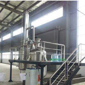 Hệ thống chưng cất tinh dầu hơi nước 1000 lít, 1500 lít