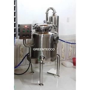Hệ thống chưng cất tinh dầu tự động dùng điện 75 lít - PQ Vietnam