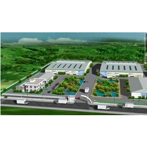 Hệ thống điều khiển điều hòa không khí Nhà máy Dược Minh Khang