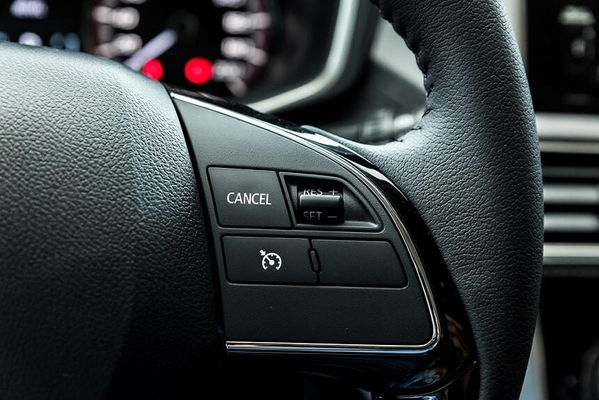 Hệ thống ga tự động Cruise Control trên xe Xpander AT Cross