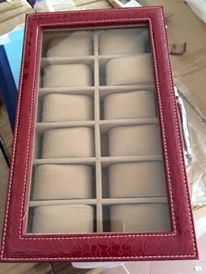 Watch box automatic for 4 pc