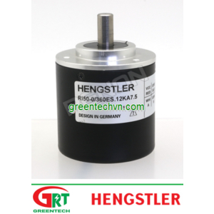 Hengstler RI50-O/360ES.12KA7.5 | Encoder Hengstler RI50-O/360ES.12KA7.5 | Cảm biến vòng quay Hengstl