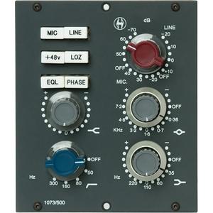Heritage Audio 1073/500 API 500 Series Microphone Preamplifier Module