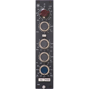 Heritage Audio 1084 - 80 Series Microphone Preamplifier and EQ Module