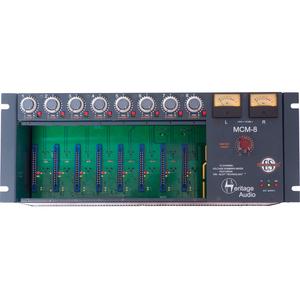 Heritage Audio MCM-8 Mixer Enclosure for 500 Series Modules