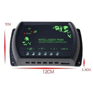Bộ điều khiển nạp xả controller năng lượng mặt trời PWM 12V10A