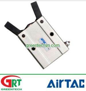 Angular gripper / pneumatic / 2-jaw 6 - 32 mm   HFY series   Airtac Vietnam   Khí nén Airtac