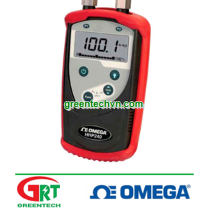 Omega HHP240 | Differential-pressure pressure gauge / digital | Máy đo cầm tay Omega HHP240