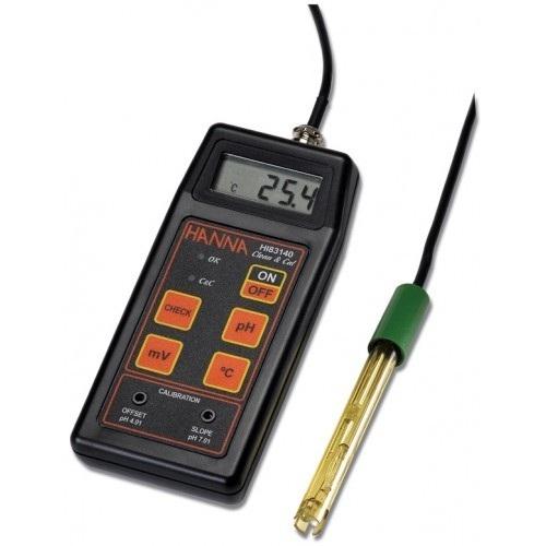 Máy đo pH/mV/Nhiệt độ cầm tay HI 8314