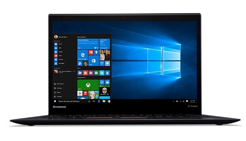 Lenovo ThinkPad X1 Carbon Gen 5 (Core i5-7300U | Ram 8GB | SSD 256 | 14 inch Full HD) 99%